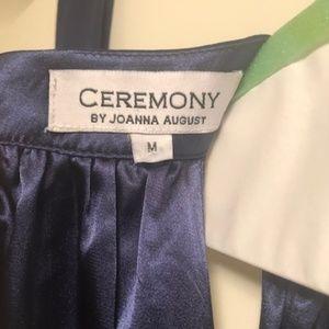 Ceremony by Joanna August Dress - Navy, Medium
